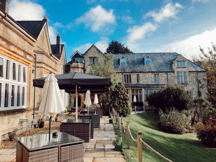 The Alverton Hotel in Truro, Cornwall, UK - the best place to base yourself in Cornwall for a weekend.