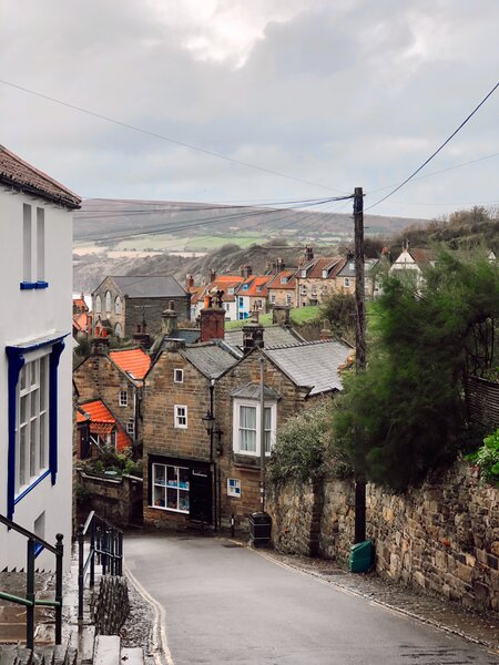 Visit Yorkshire Coast - Robin Hoods Bay, perfect for weekend breaks Yorkshire. in