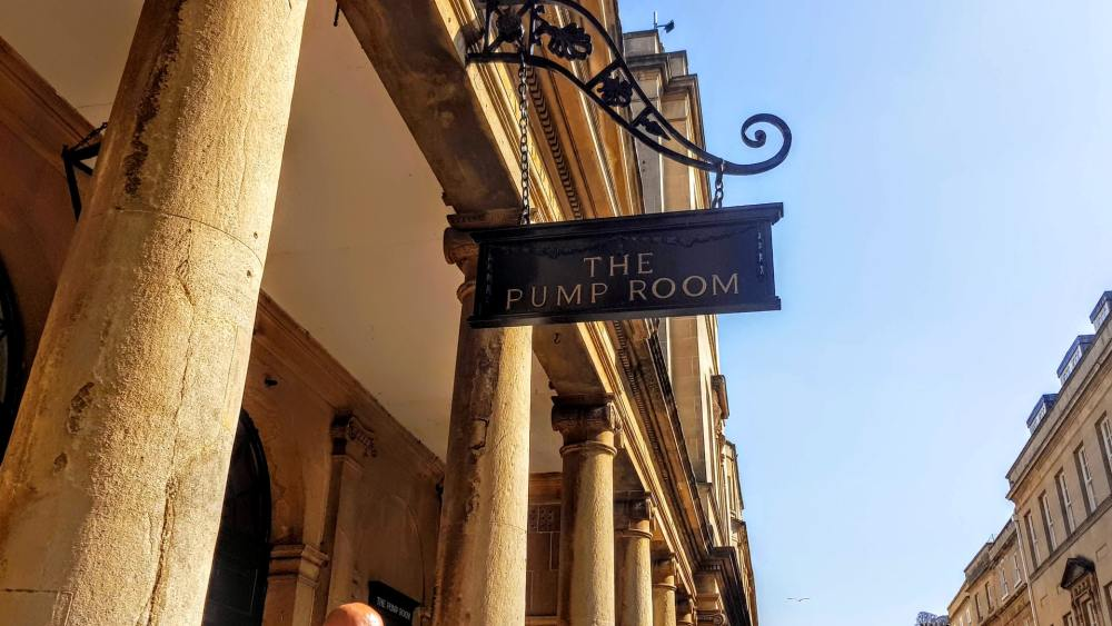 Things to do in Bath - England's old Roman spa