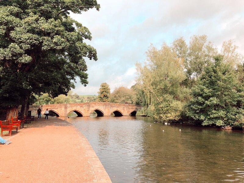 Derbyshire, Bakewell Bridge