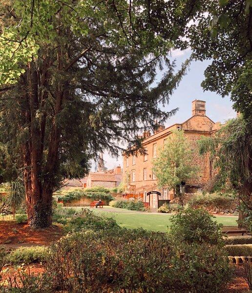 town of Bath Gardens