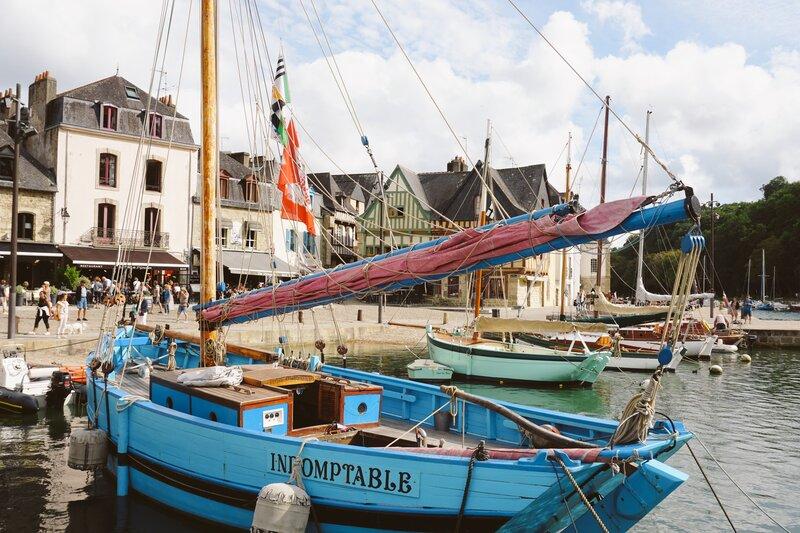 boat trips Gulf of Morbihan from Saint goustan, Auray.