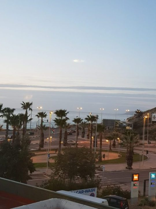 Alicante in the morning
