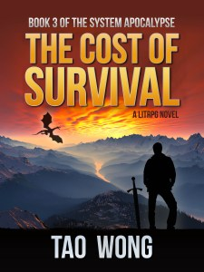 The Cost of Survival - Book 3 of hte System Apocalypse