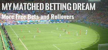 Matched Betting Dream Free Bets