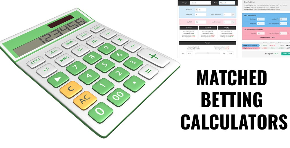 Matched Betting Calculator : 6 of the Best Calculators