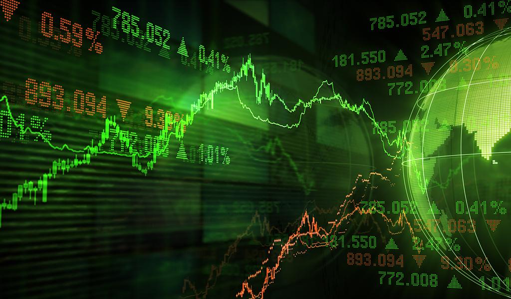 Social Trading Chart