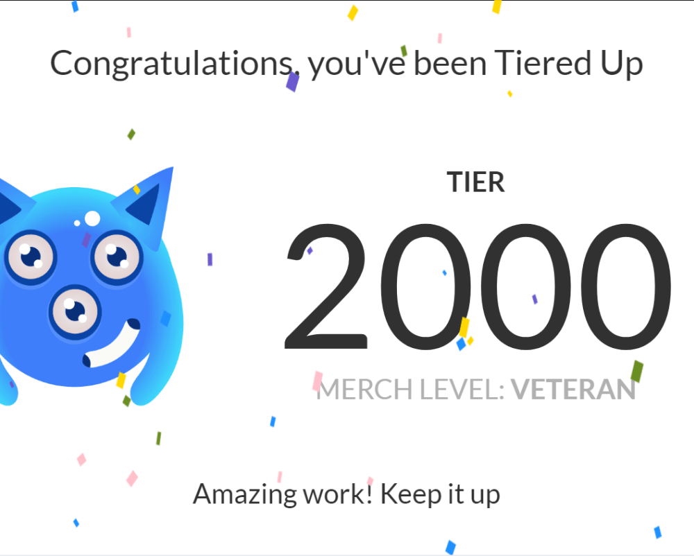 Tier 2000 Merch by Amazon