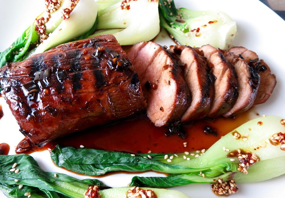 Grilled Teriyaki Pork Tenderloin  My Lilikoi Kitchen