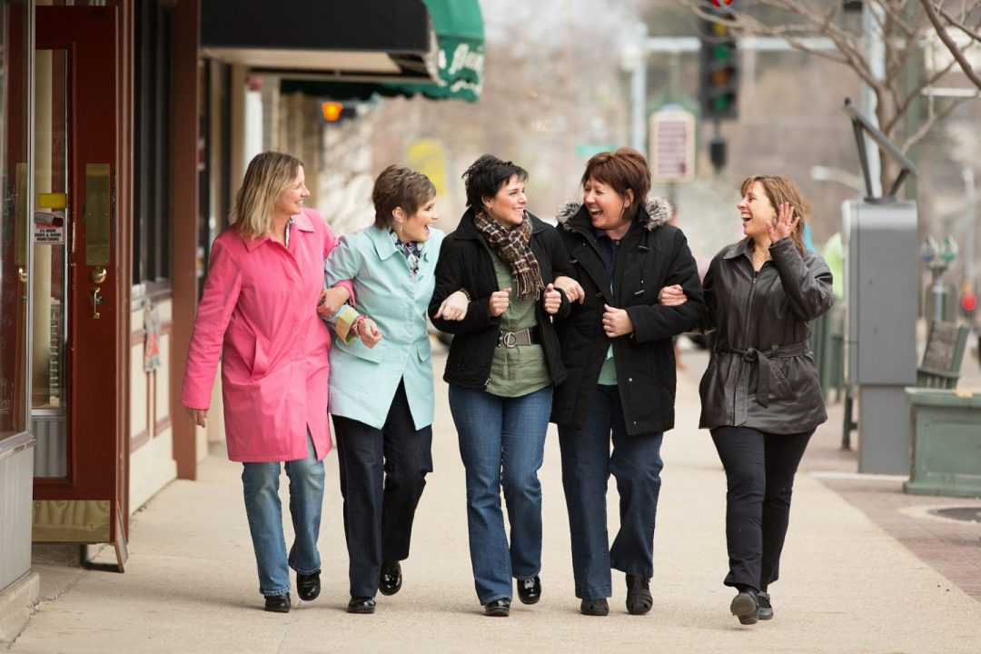 staying social with incontinence