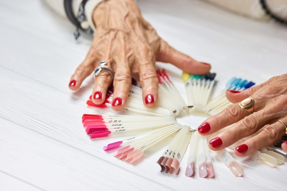 your nail health and menopause