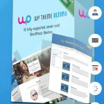 WP Theme Ultima Review – The ultimate WP theme collection with 'built-in' traffic & conversions