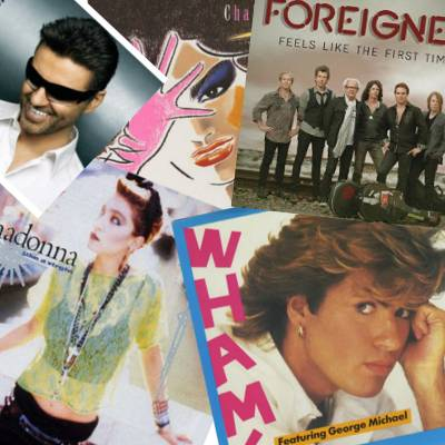 Top Hits of 1985