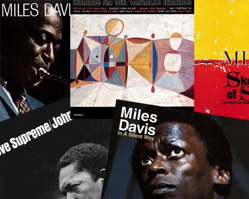Top Jazz Music Albums