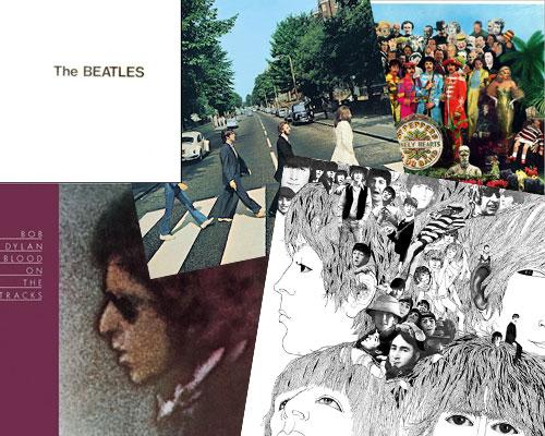 Top Pop Music Albums