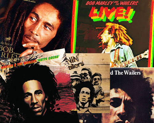 Top Reggae Music Albums