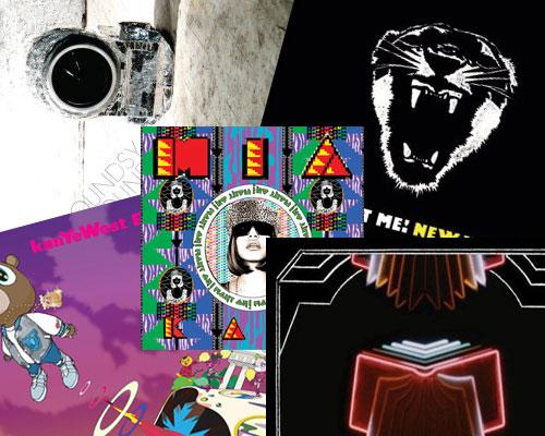 Top Pop Albums 2007