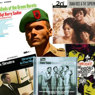 Top Hits of 1966
