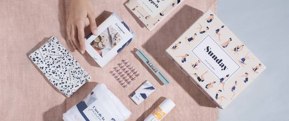 haul boite lettres produits cosmétiques novembre beauté