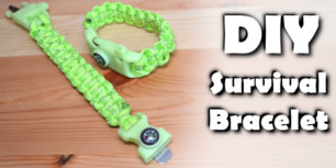 Paracord Survival Bracelet | Paracord Bracelet Tutorial