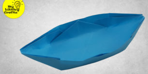 Origami Boat | How to make a paper boat