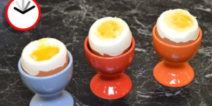 How long boil eggs | The perfect boiled eggs
