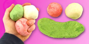 How to Make Play Dough - The BEST homemade playdough recipe