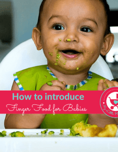 How to introduce finger foods for babies also month baby food chart my little moppet rh mylittlemoppet