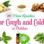 Top 20 Home remedies for Cough and Cold for Babies and Toddlers