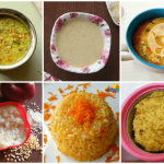 Give your baby a different meal every day with this collection of 10 easy Khichdi Recipes for Babies.