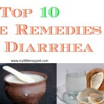 Top 10 Home Remedies for Diarrhea in Children