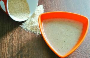baby porridge recipe