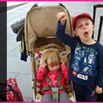 how to travel with toddler