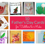 Father's Day Cards for Toddlers