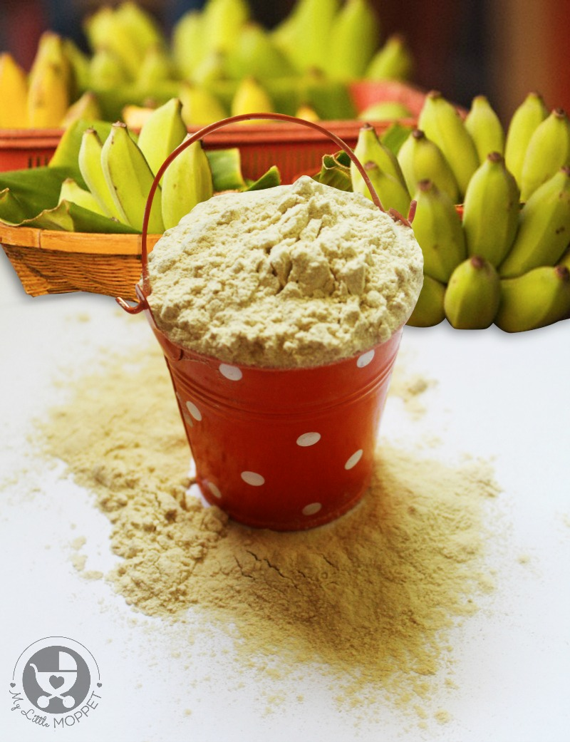 Kerala banana powder porridge recipe for babies introduce your baby to the wonderful world of bananas with this yummy and nutritious raw kerala forumfinder Gallery
