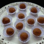 dry fruit balls