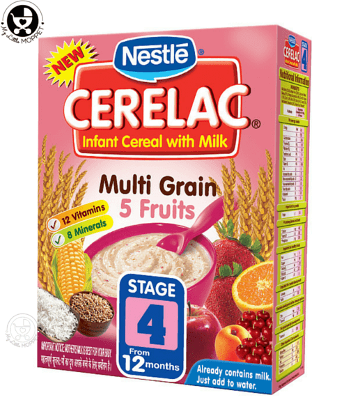 Why Homemade Mixes Are Better Than Cerelac For Babies