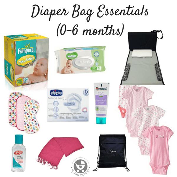 The Ultimate List Of Diaper Bag Essentials