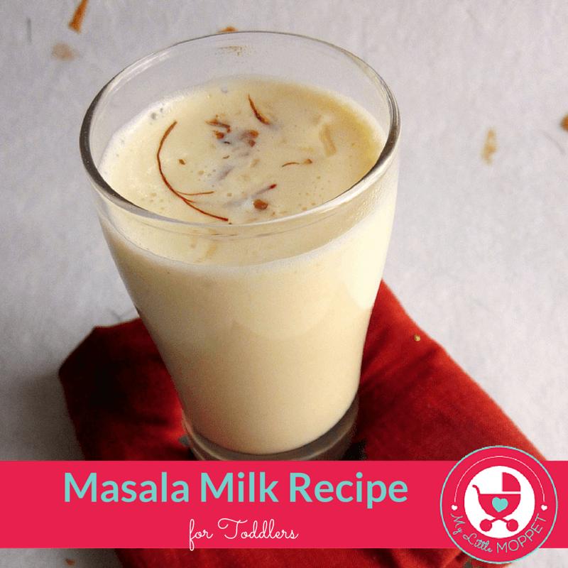 masala milk