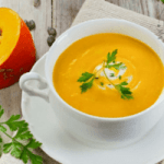 Easy Pumpkin Soup Recipe for Babies