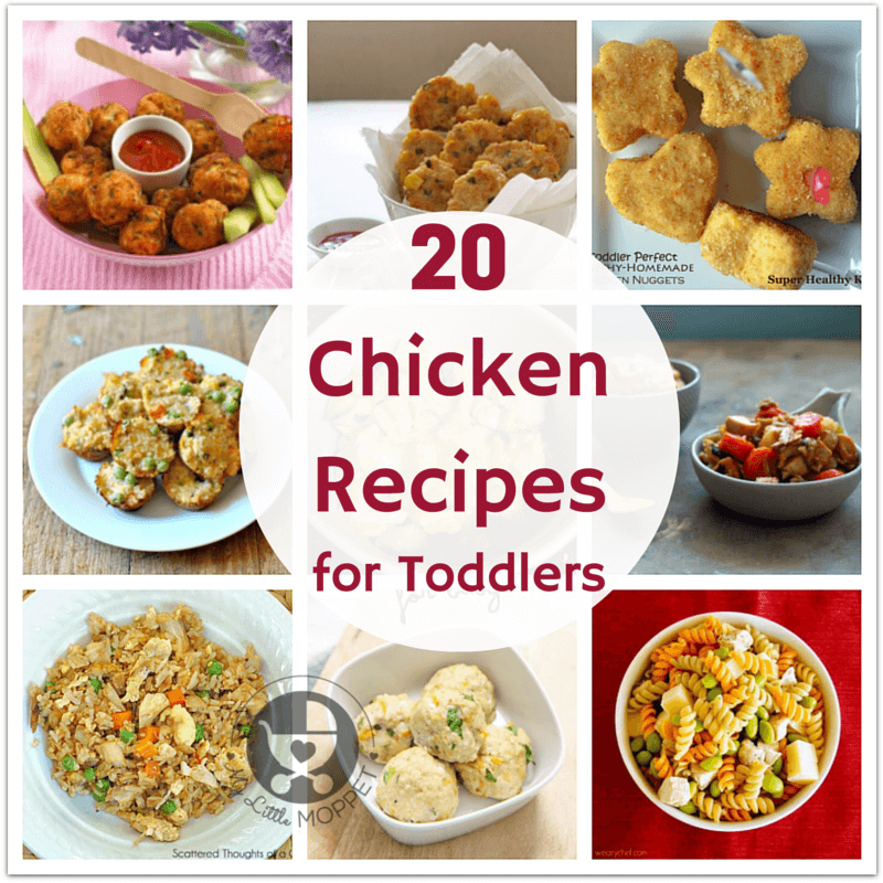 20 chicken recipes for toddlers my little moppet 20 chicken recipes for toddlers forumfinder Choice Image