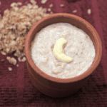 Red Rice Poha Kheer For Kids