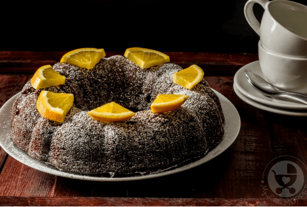 whole wheat Chocolate Orange Cake