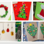 Christmas Cards for Toddlers