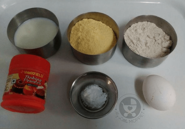 maize flour pancakes