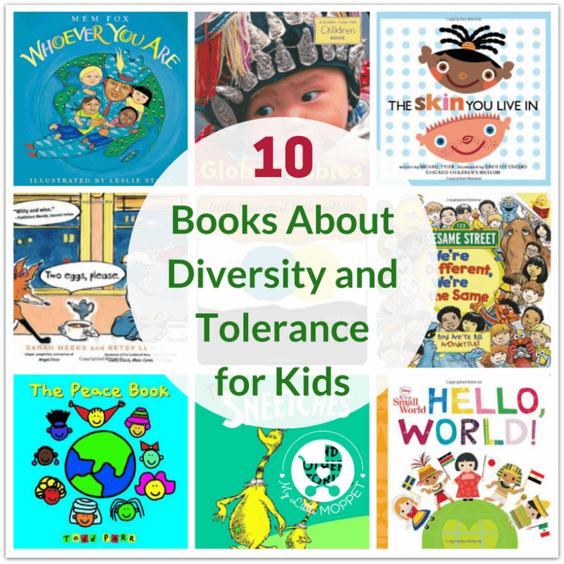 Educating the next generation about compassion and inclusion is the need of the hour. Here are 10 Books About Diversity and Tolerance for Young Kids.