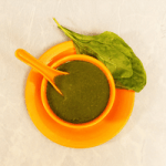 Broccoli Spinach Puree for Babies