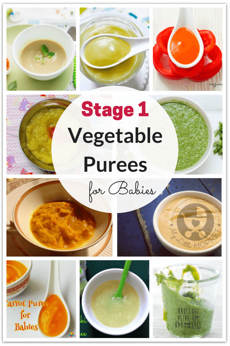 20 quick and easy vegetable purees for babies purees are among the first foods given to babies use this chance to introduce your forumfinder Image collections