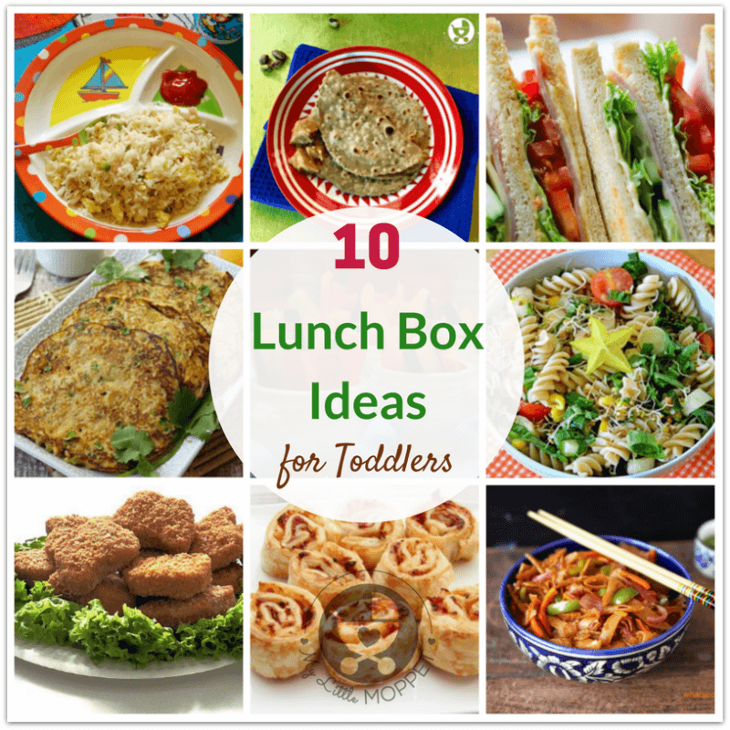 Planning lunch and snack boxes for toddlers isn't easy! Here are 20 Healthy Daycare Meal Ideas for Toddlers that they're sure to eat!