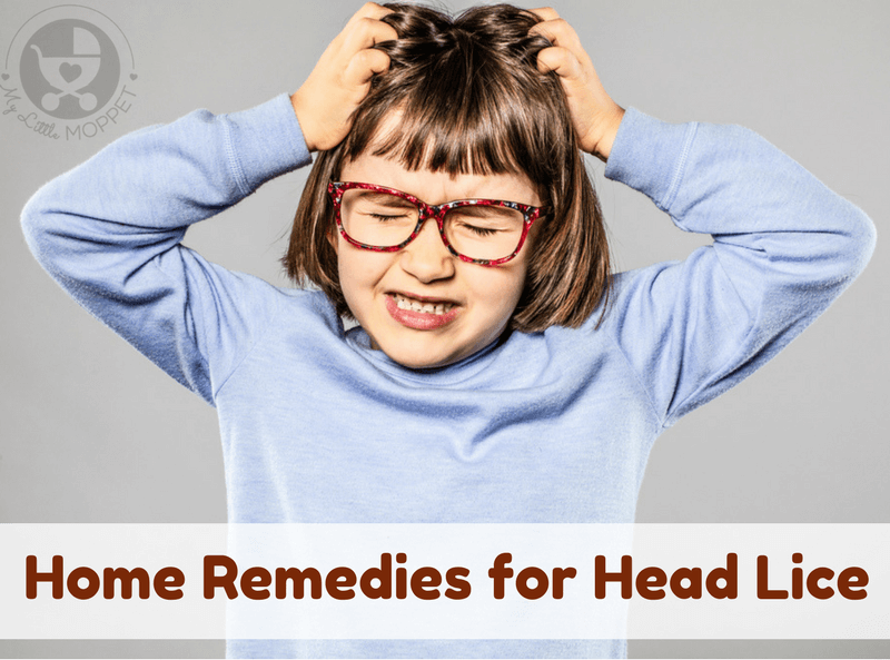 Having lice can be painfully annoying as well as embarrassing!! Use these simple but effective home remedies to get rid of head lice naturally!
